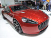 Aston Martin Rapide S shown in Geneva