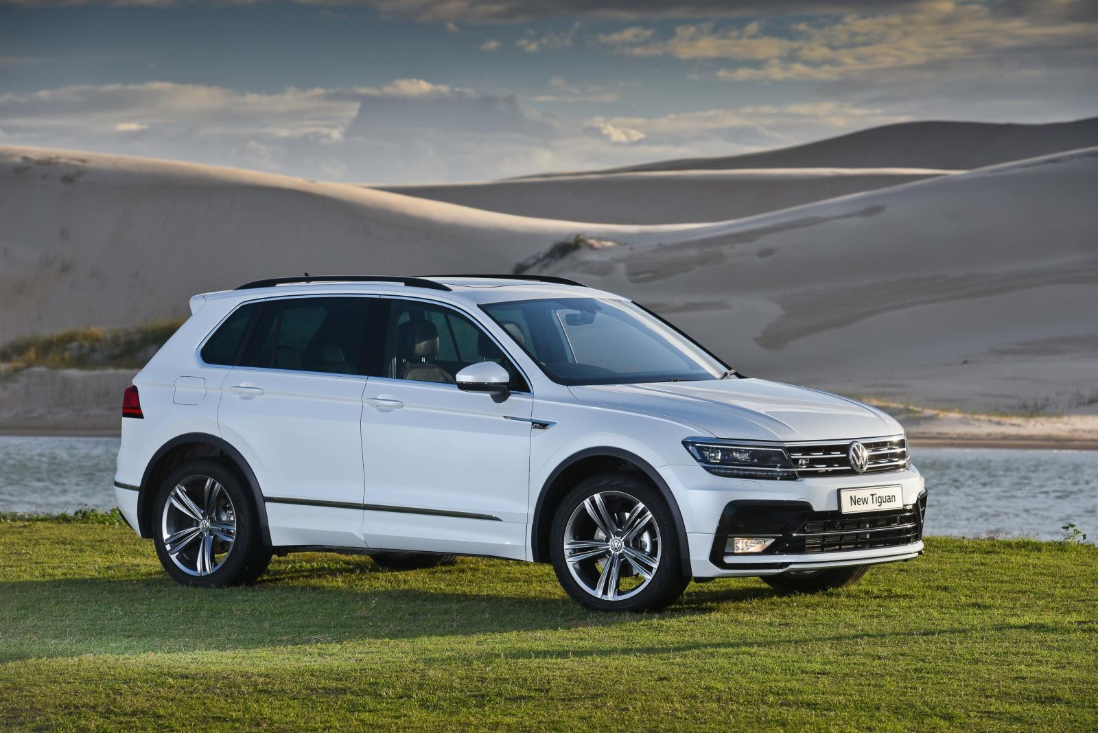 volkswagen tiguan 2016 first drive. Black Bedroom Furniture Sets. Home Design Ideas