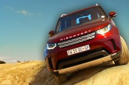 Land Rover Discovery (2017) Video Review