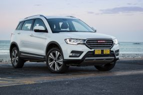 Haval H6C 2.0T Luxury Auto (2017) Review