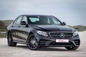 Mercedes-AMG E43 4Matic (2017) Quick Review