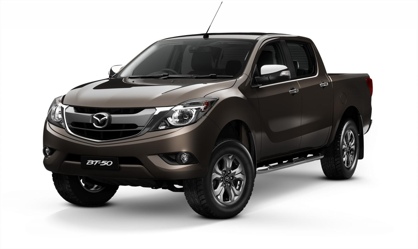 Mazda BT-50 (2017) Specs and Pricing - Cars.co.za