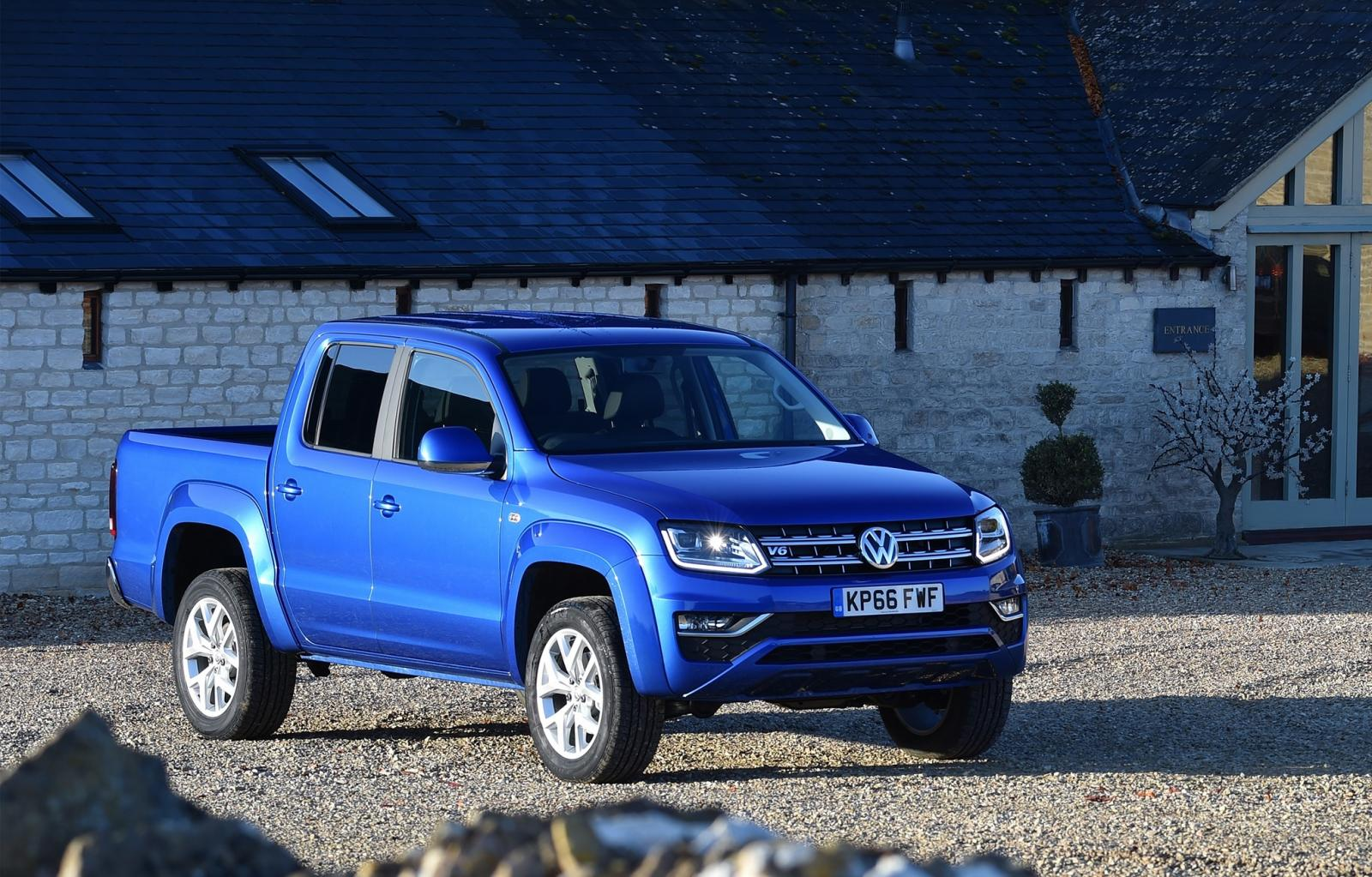 vw amarok 3 0 v6 tdi 5 things we 39 ve learnt. Black Bedroom Furniture Sets. Home Design Ideas