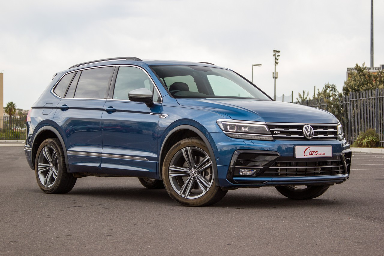 volkswagen tiguan allspace 2 0 tsi 4motion comfortline r line 2018 quick review. Black Bedroom Furniture Sets. Home Design Ideas