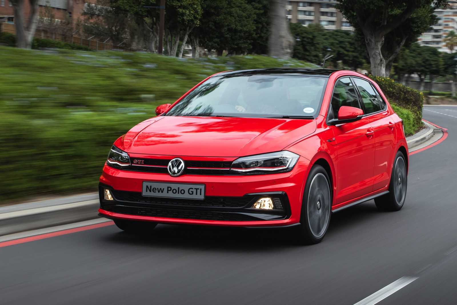 Volkswagen Polo Gti 2018 Launch Review Cars Co Za